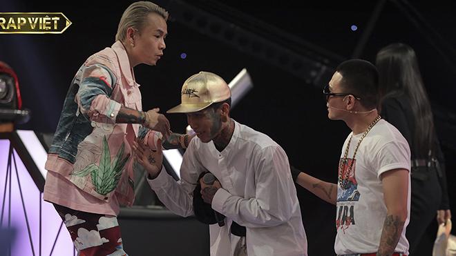 'Rap Việt': Thơ Tố Hữu và hát xẩm gây choáng khi được đưa vào rap