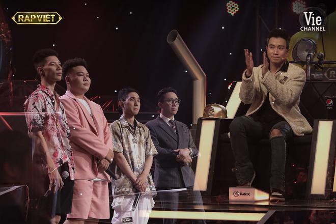 Rap Việt, xem Rap Việt, tập 8 Rap Việt, Rap Việt tập 8, Trấn Thành, Xem rap việt tập 8, HTV2, rap viet tap 8, tap 8 rap viet, Binz, Suboi, Tran Thanh, rap viet, xem rap v