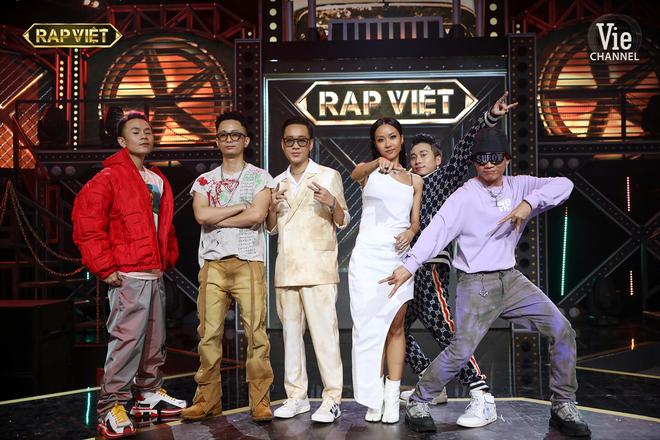 Rap Việt, xem Rap Việt, tập 9 Rap Việt, Rap Việt tập 9, Trấn Thành, Xem rap việt tập 9, HTV2, rap viet tap 9, tap 9 rap viet, Binz, Suboi, Tran Thanh, rap viet, xem rap viet tap 9