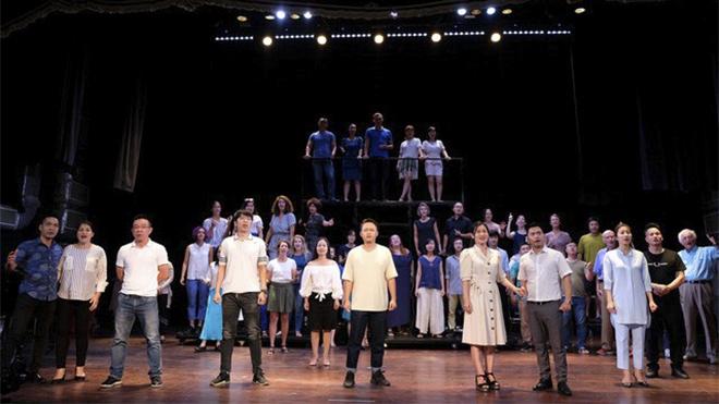 Sắp công diễn nhạc kịch 'Những người khốn khổ' tại Hà Nội