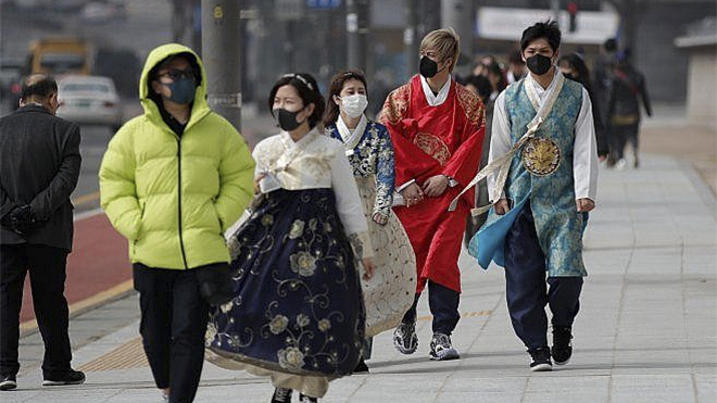 Hàn Quốc lên kế hoạch tiêm vắcxin COVID-19 cho 60% dân số trong đợt đầu
