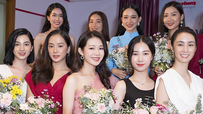 Lộ diện Top 30 Hoa hậu Việt Nam 2020 ở vòng sơ khảo phía Nam