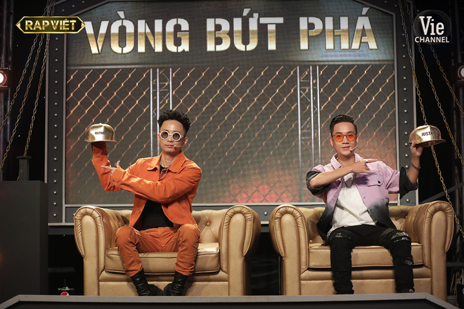 Rap Việt, xem Rap Việt, tập 12 Rap Việt, Rap Việt tập 12, Trấn Thành, Xem rap việt tập 12, HTV2, rap viet tap 12, tap 12 rap viet, Binz, Suboi, Tran Thanh, rap viet, xem rap viet tap 12