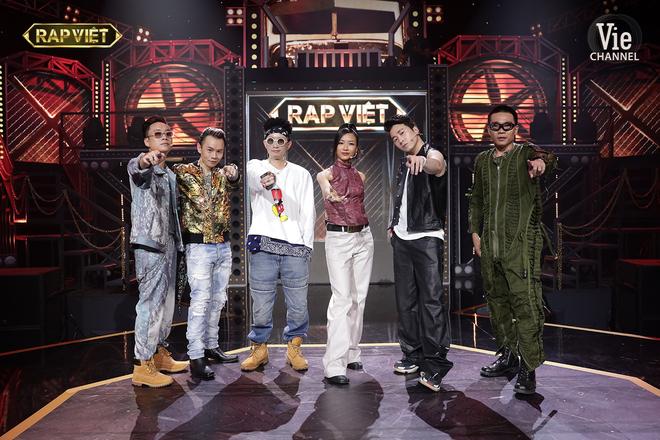 Rap Việt, xem Rap Việt, tập 13 Rap Việt, Rap Việt tập 13, Trấn Thành, Xem rap việt tập 13, HTV2, rap viet tap 13, tap 13 rap viet, Binz, Suboi, Tran Thanh, rap viet, htv2