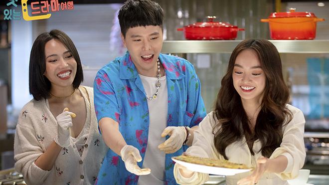 'Ăn đi rồi kể': Show ẩm thực có sự tham gia của nghệ sĩ Hàn Quốc – Việt Nam