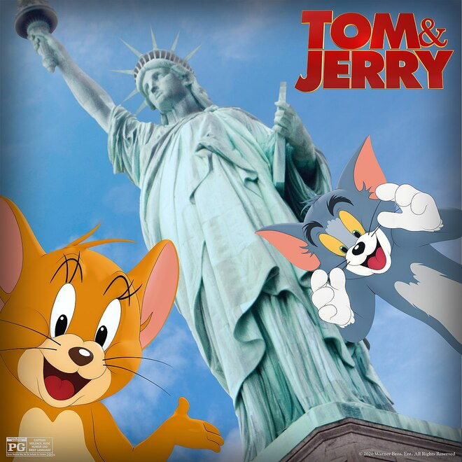 Tom and Jerry, Tom and Jerry: The Movie, Xem Tom and Jerry, phim hoạt hình Tom and Jerry, xem phim Tom and Jerry, phim hoat hinh Tom and Jerry, Chloë Grace Moretz, Chloë Grace Moretz là ai