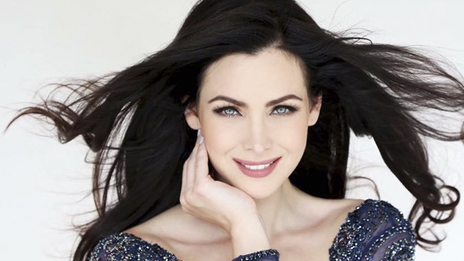 Hoa hậu Natalie Glebova đến Việt Nam làm giám khảo Miss Charm International 2020