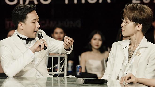 Lan Ngọc nhắc Jack từng hứa sáng tác nhạc cho cô, Trấn Thành ủng hộ ca sĩ 'thất hứa'
