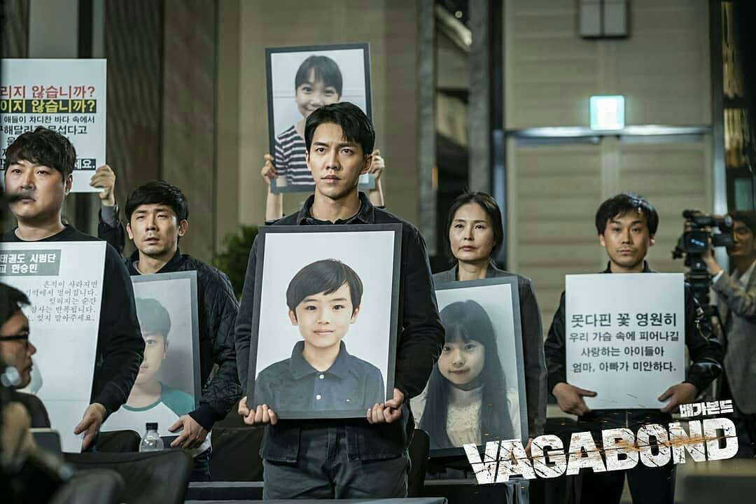 Vagabond, Vagabond tập 15, xem Vagabond, Lãng khách, xem lang khach, Lãng khách tập 15, Lee Seung Gi, Suzy, trùm cuối