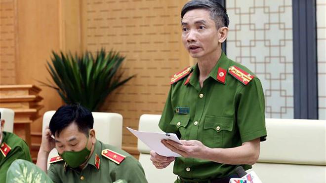 Họp báo Bộ Công an: Ông Nguyễn Duy Linh bị khởi tố về tội 'Nhận hối lộ'
