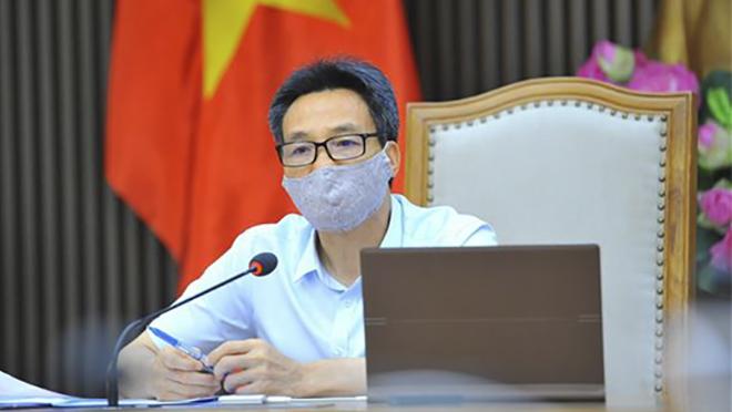 Dịch Covid-19: Đẩy nhanh tiến độ xét nghiệm sàng lọc diện rộng tại Bắc Ninh và Bắc Giang