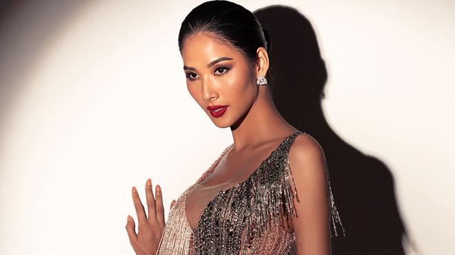 Hoàng Thuỳ: 'Nhiều đối thủ ở Miss Universe bất ngờ vì chiều cao và ngoại ngữ của tôi'