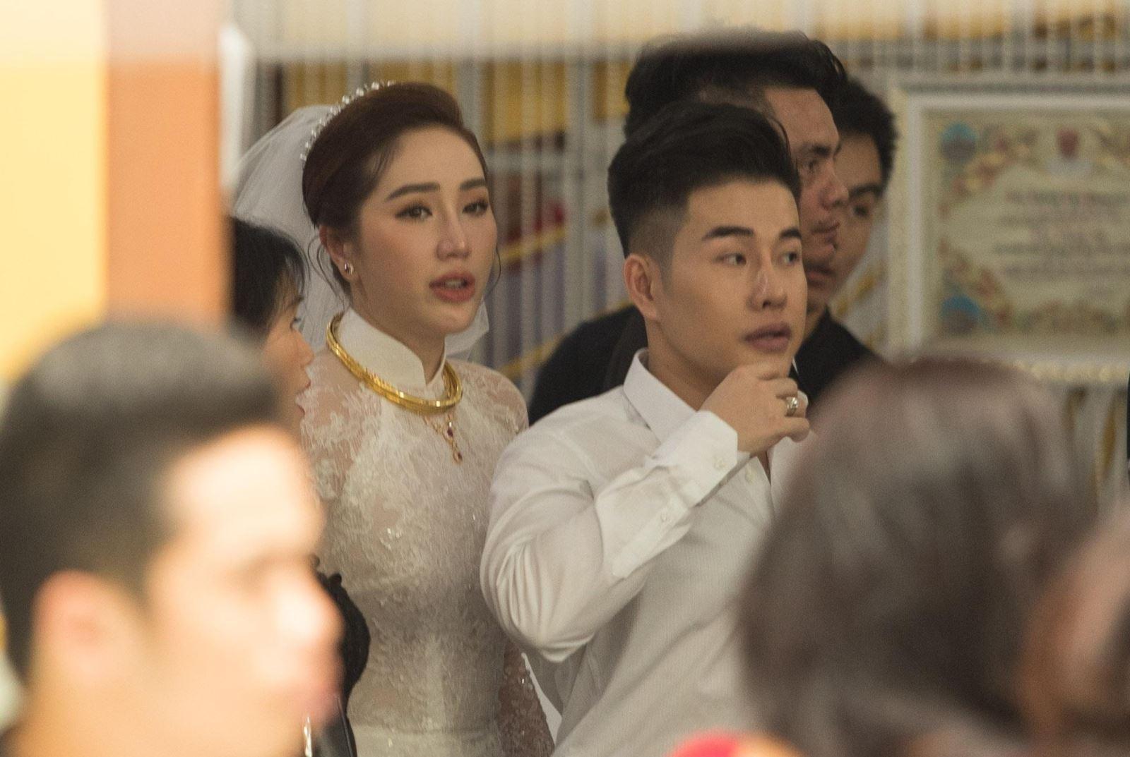 hôn lễ của Bảo Thy, Bảo Thy - Phan Lĩnh, đám cưới Bảo Thy - Phan Lĩnh, lễ cưới của Bảo Thy và chồng doanh nhân, Bảo Thy, Bao Thy, chồng Bảo Thy là ai