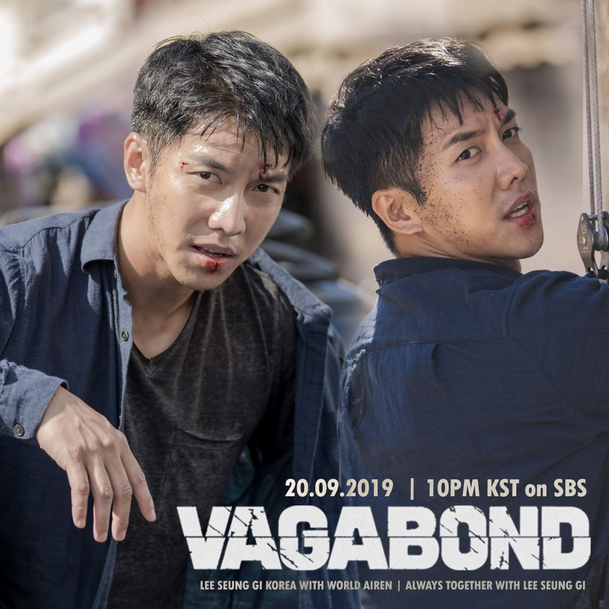 Lãng khách, Lãng khách tập 10, Vagabond, Vagabond tập 10, Xem Vagabond, xem phim Lãng khách, sbs, xem phim sbs, hậu duệ mặt trời, Suzy, Lee Seung Gi, xem lãng khách