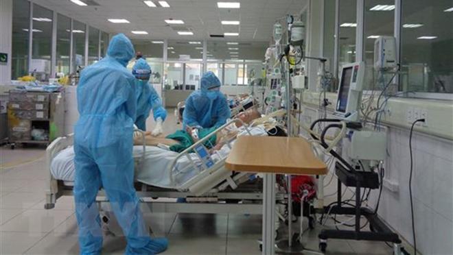 Hai bệnh nhân cao tuổi, có bệnh lý nền nặng liên quan đến Covid-19 đã tử vong