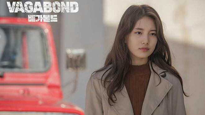 Lại diễn đơ trong 'Vagabond', Suzy mãi không thoát mác 'bình hoa di động'?
