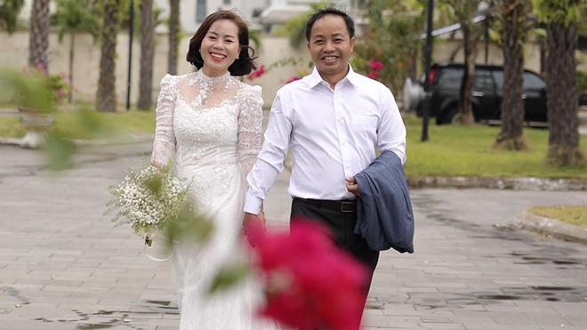 Giám đốc U50 cưới mẹ đơn thân sau 2 tháng tham gia 'Bạn muốn hẹn hò'