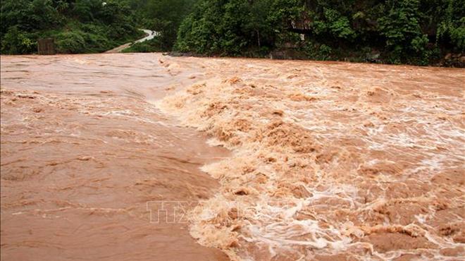 Thời tiết ngày và đêm 26/9: Khu vực Bắc Trung Bộ và Hà Nội có nơi mưa rất to