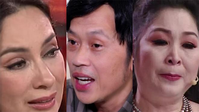 Hoài Linh, Phi Nhung, Đức Hải đánh mất hình ảnh như thế nào?