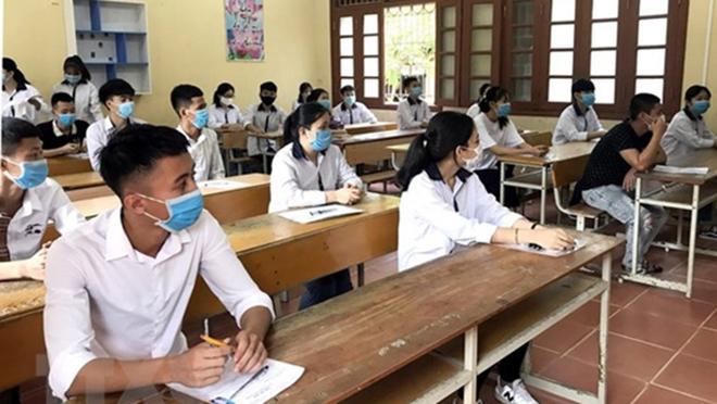 Các trường Trung học Phổ thông Chuyên tại Hà Nội điều chỉnh lịch thi vào lớp 10