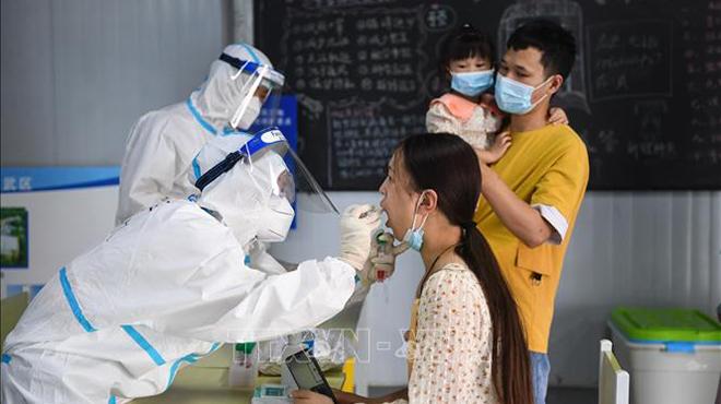 Dịch Covid-19: Trung Quốc xác định nguồn lây nhiễm ổ dịch ở Nam Kinh