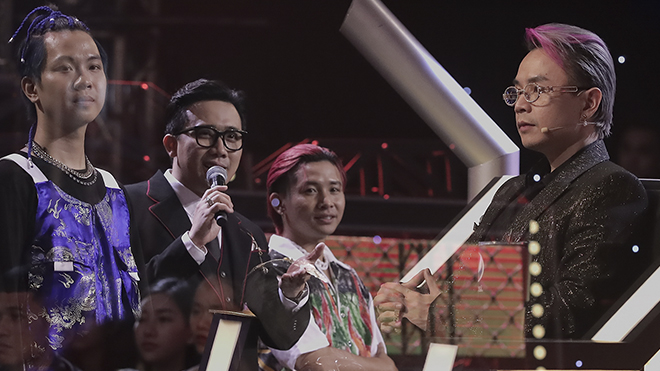 'Rap Việt': Team Binz đối đầu, Wowy tuyên bố: 'Chúng ta đều banh xác'