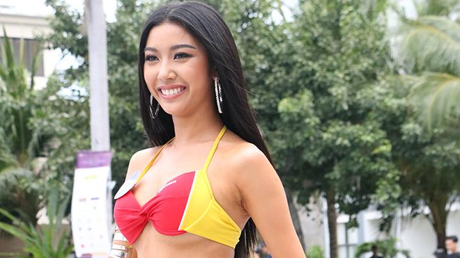 Thuý Vân: 'Tôi không cố tình tạo scandal lộ ngực như tin đồn'