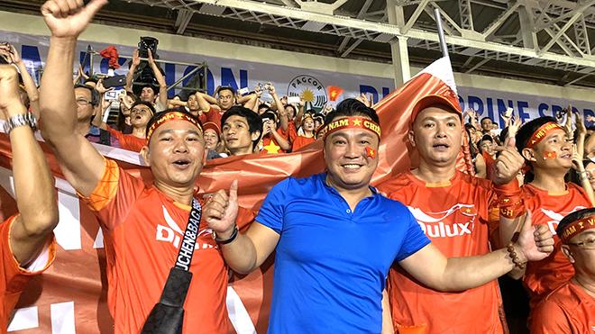 Lý Hùng sang Philippines xem U22 Việt Nam đá với Indonesia, tin chắc đội nhà giành thắng lợi