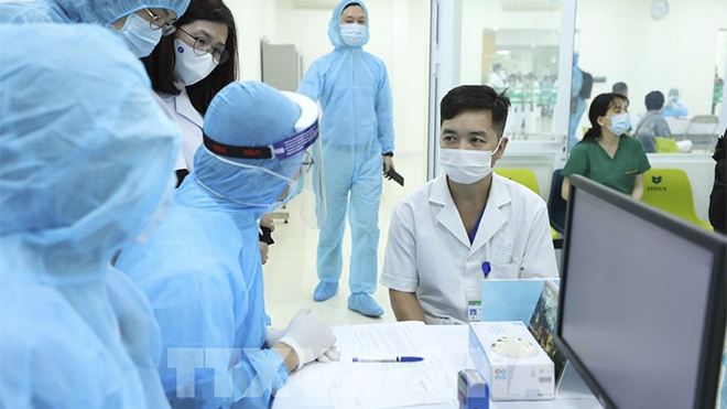 Hà Nội: Người dân từ 18-65 tuổi sẽ được tiêm miễn phí vaccine phòng COVID-19