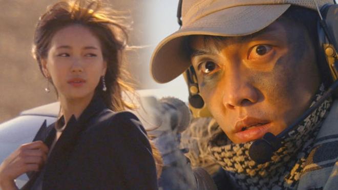 'Vagabond' tập cuối: Lee Seung Gi cứu Suzy thoát chết trong gang tấc, nhưng vẫn là cặp đôi oan nghiệt?
