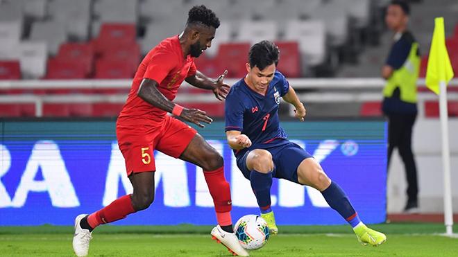 Kết quả bóng đá, Indonesia 0-3 Thái Lan: HLV Akira Nishino giành chiến thắng đầu tiên cùng ĐT Thái Lan