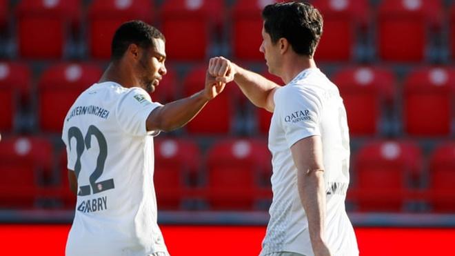 Kết quả bóng đá Union Berlin 0-2 Bayern Munich: Lewandowski lập công, Bayern xây chắc ngôi đầu