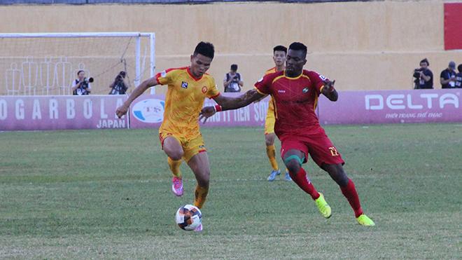 Trực tiếp bóng đá: Thanh Hóa vs Nam Định. Trực tiếp bóng đá Việt Nam hôm nay