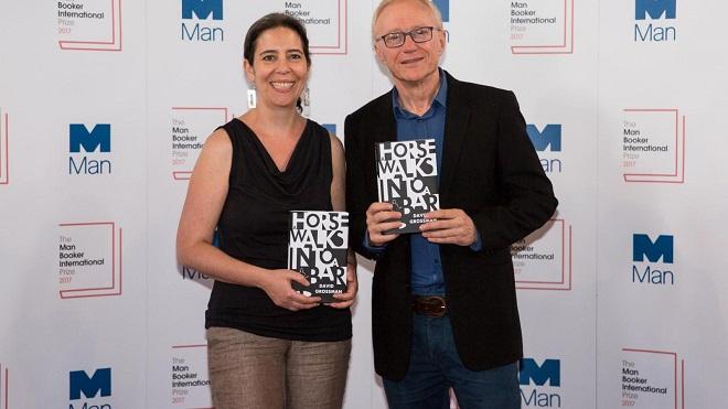Lần đầu tiên Israel có tác giả thắng giải Man Booker Quốc tế