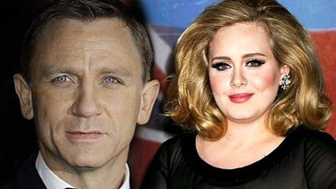 Daniel Craig trở lại làm 007, Adele tiếp tục hát nhạc nền 'James Bond'?