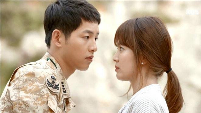Song Joong Ki - Song Hye Kyo kết hôn: Những hình ảnh ngọt như kẹo từ phim ra đời