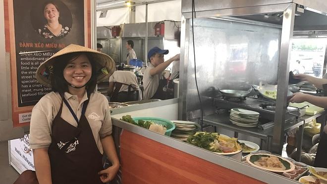 Món Việt nào gây chú ý đặc biệt tại Lễ hội Ẩm thực Thế giới năm nay?