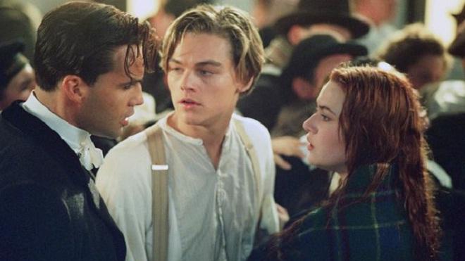 Bộ 3 của mối tình ngang trái trong siêu phẩm 'Titanic' hội ngộ sau 20 năm