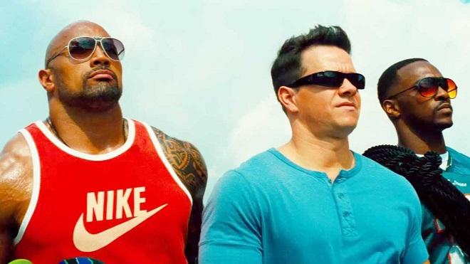 'The Rock' Dwayne Johnson bị soán ngôi Nam diễn viên lương cao nhất thế giới