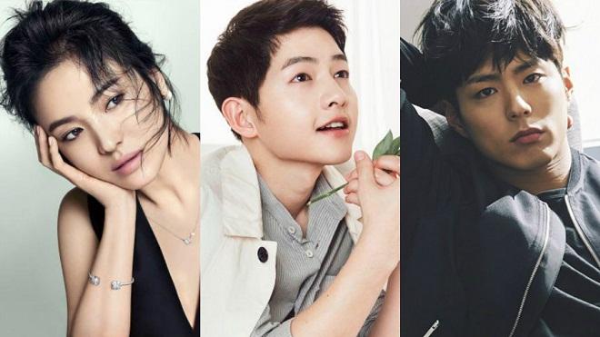 Không phải Song Joong Ki - Song Hye Kyo, Park Bo Gum mới là nghệ sĩ 'quyền lực' nhất xứ Hàn