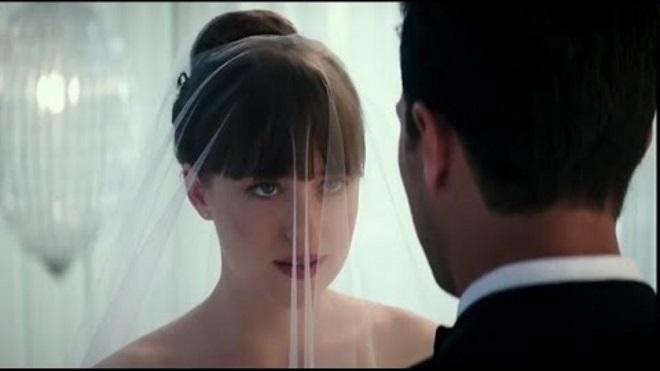 Teaser '50 sắc thái 3' mới nhất: Vừa 'nóng', vừa đậm đặc ngôn tình