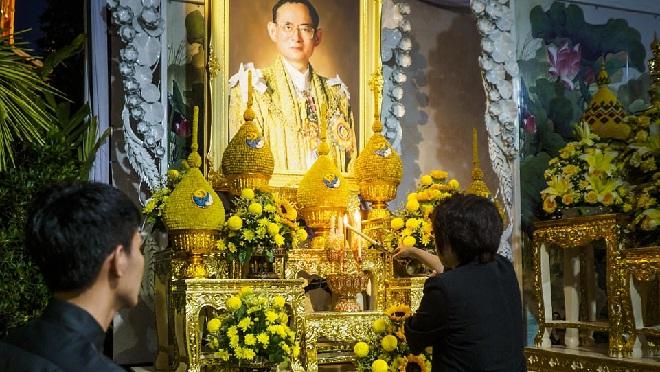 TRỰC TIẾP: Những lễ nghi trong đám tang 90 triệu USD của Vua Thái