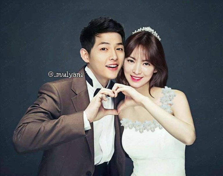 song joong ki song kye kyo wedding news 14