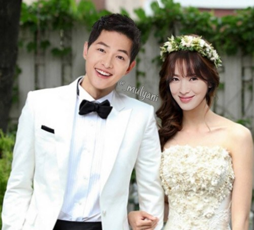 song joong ki song kye kyo wedding news 22