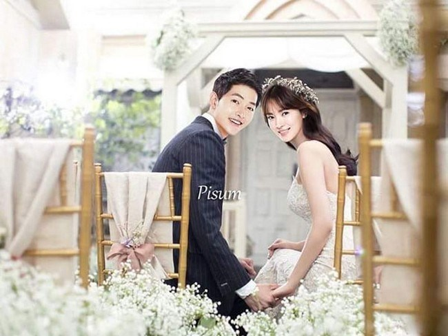 song joong ki song kye kyo wedding news 12