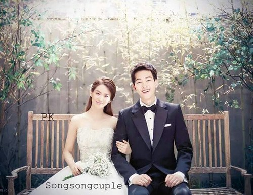 song joong ki song kye kyo wedding news 15