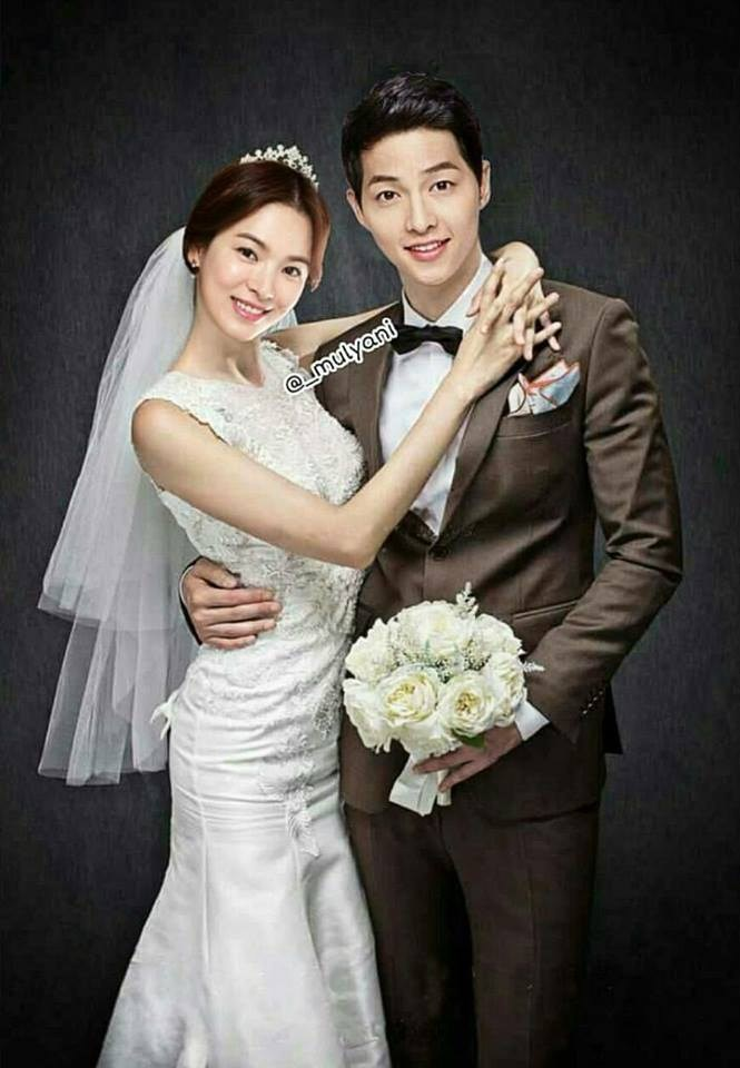 song joong ki song kye kyo wedding news 7