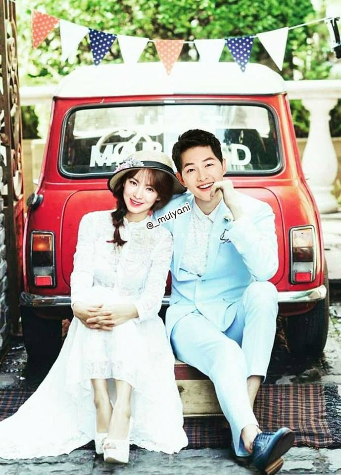 song joong ki song kye kyo wedding news 1