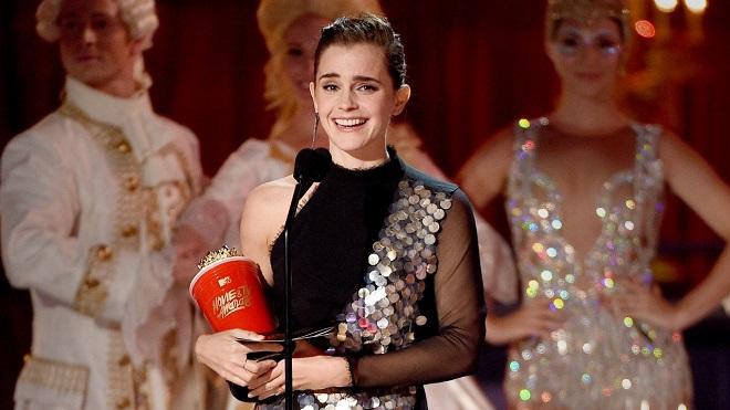 MTV Movie and TV 2017: Emma Watson thắng giải Diễn viên xuất sắc nhất
