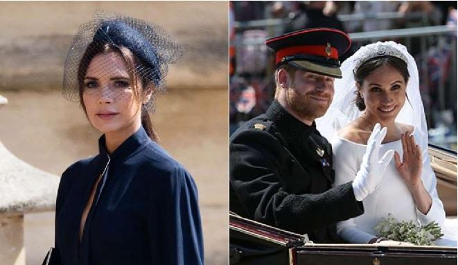 Victoria Beckham nói về đám cưới Hoàng gia, Meghan Markle xuất hiện trong 'khuôn khổ'
